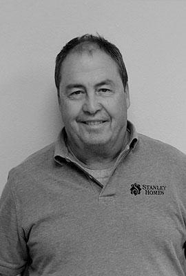 Greg Laster Construction Manager Stanley Homes Brevard Fl
