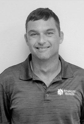 Jason Debord Construction Manager Stanley Homes Brevard Fl