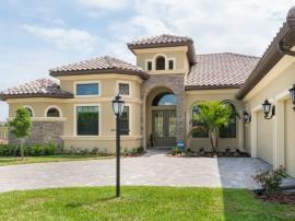Verona IV Model Home Stanley Homes Brevard Florida 15
