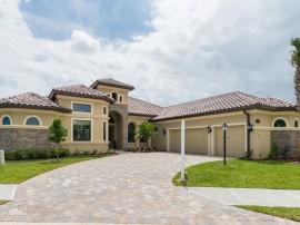 Verona IV Model Home Stanley Homes Brevard Florida 6