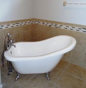 Claw Tub