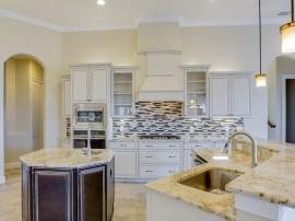 Finished Customer Homes Verona IV Model Stanley Homes Brevard Florida