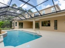 Finished Customer Home Carina Model Stanley Homes Brevard Florida