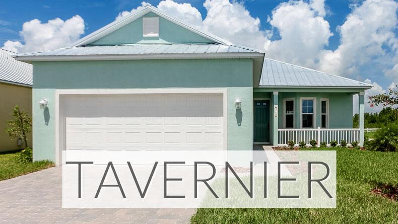 Tavernier Finished Homes