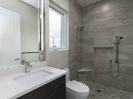 Custom bathroom designs by Stanley Homes in Viera FL