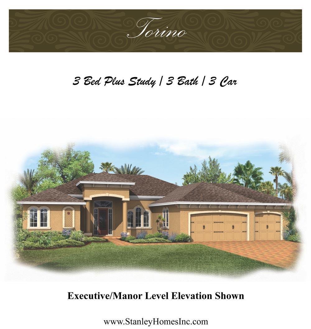 Torino_Exec Manor Level Elevation