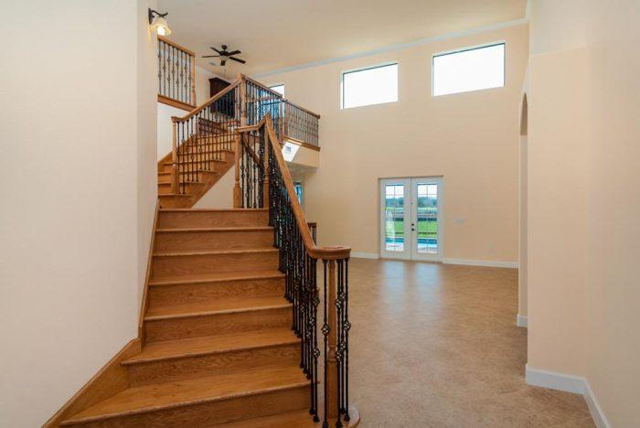Stanley Homes Grand Villa Staircase