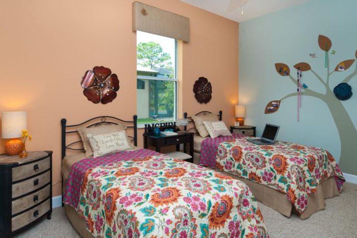 20-Palm Coast kids bedroom (2)
