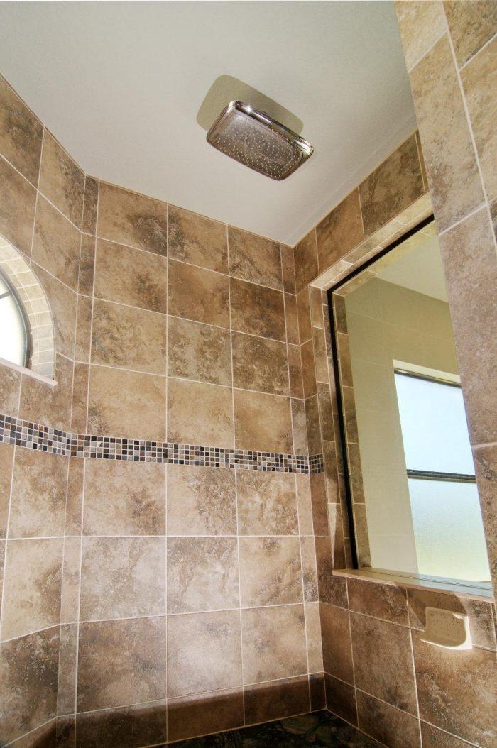 23-Rainhead shower