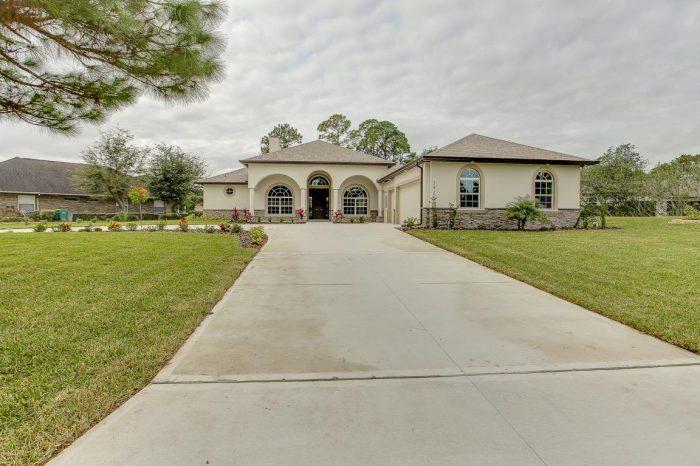 Customer Finished Home Custom Floor Plan Stanley Homes Brevard Florida