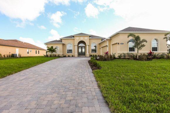 Maui Finished Customer Home Stanley Homes Brevard Florida