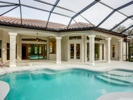 Verona Model Finished Home Stanley Homes Melbourne Viera Florida