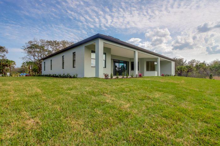 Hawaii Floor Plan Finished Home Stanley Homes Brevard Volusia Melbourne Viera New Smyrna Beach FL