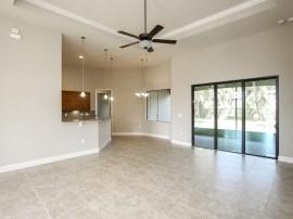 Elba II Floor Plan Finished Home Stanley Homes Brevard Volusia Melbourne Viera New Smyrna Beach FL